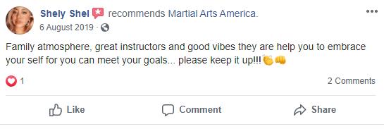 1, Martial Arts America in Greendale, WI