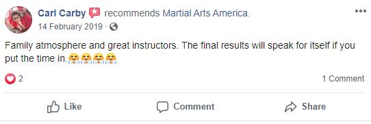 4, Martial Arts America in Greendale, WI