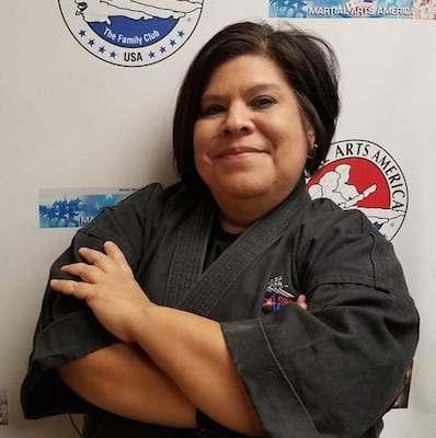 Melissa Velez Martial Arts America, Martial Arts America in Greendale, WI
