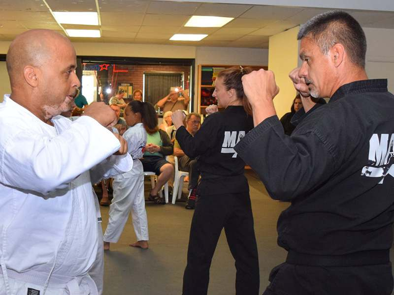 A2, Martial Arts America in Greendale, WI