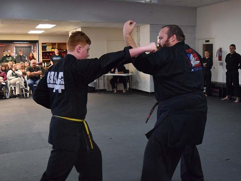 A4, Martial Arts America in Greendale, WI