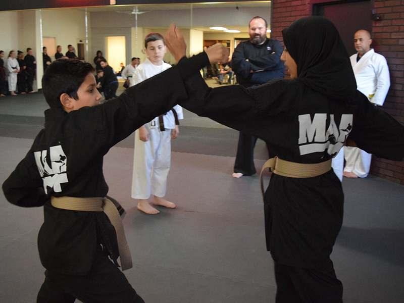 K15, Martial Arts America in Greendale, WI