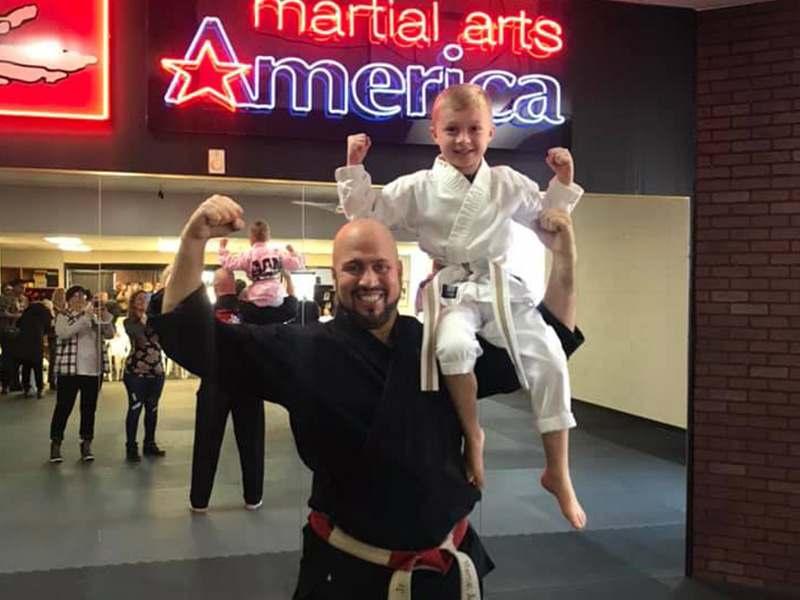 K17, Martial Arts America in Greendale, WI