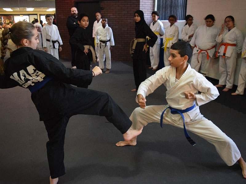 K2, Martial Arts America in Greendale, WI