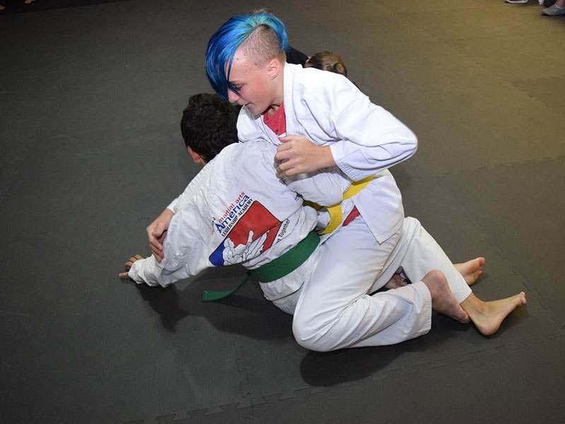 Kbj1, Martial Arts America in Greendale, WI