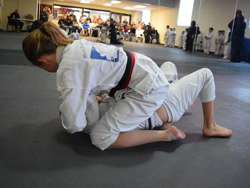 Kbj2, Martial Arts America in Greendale, WI