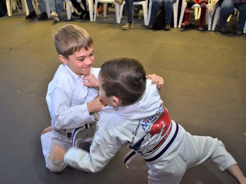 Kbj3, Martial Arts America in Greendale, WI