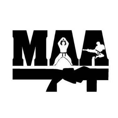 Logo, Martial Arts America in Greendale, WI