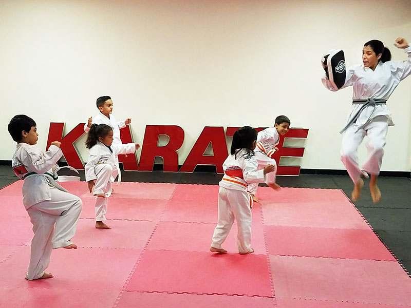 P1, Martial Arts America in Greendale, WI