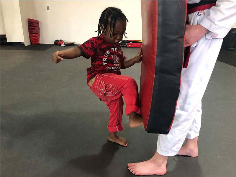 P4, Martial Arts America in Greendale, WI